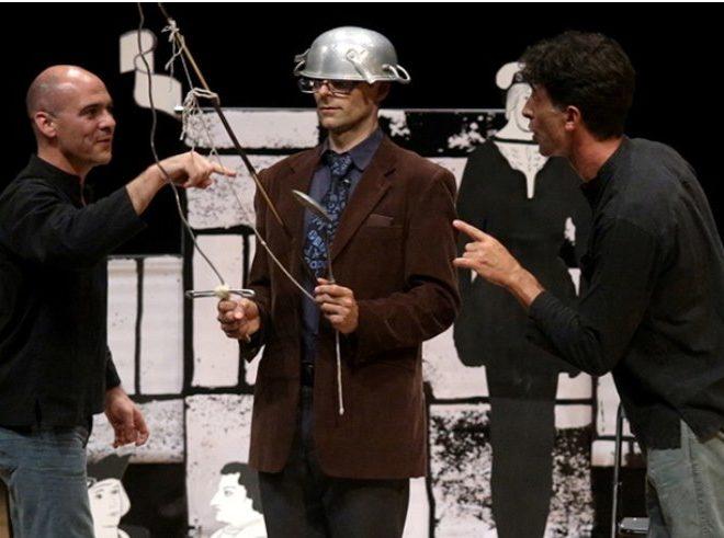 Samedi 16 octobre à 20H30 Théâtre musical : TOUT EN ASSIÉGEANT